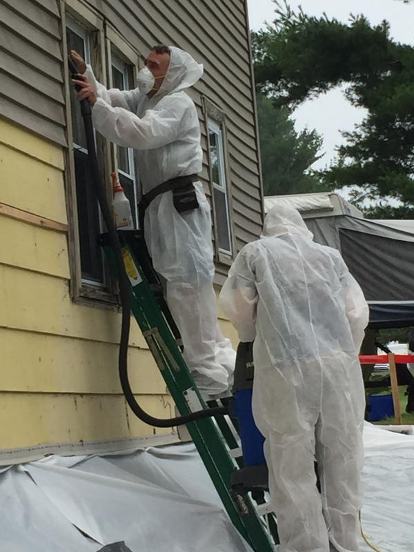 Lead Paint Removal Maine