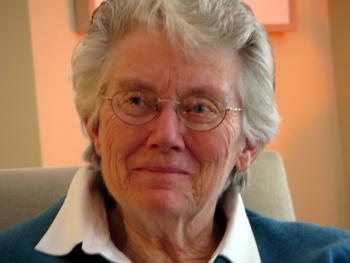 Mary Bok at Kathirn Seitz reading
