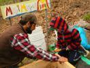 Maine Coast Heritage Trust Kids Can Grow Erickson Fields Preserve