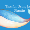 tips for using less plastic
