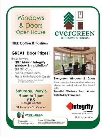 open house windows event home