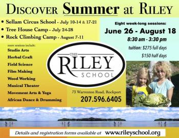 Summer Camp Riley School